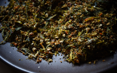 Bouillon légumes déshydratés
